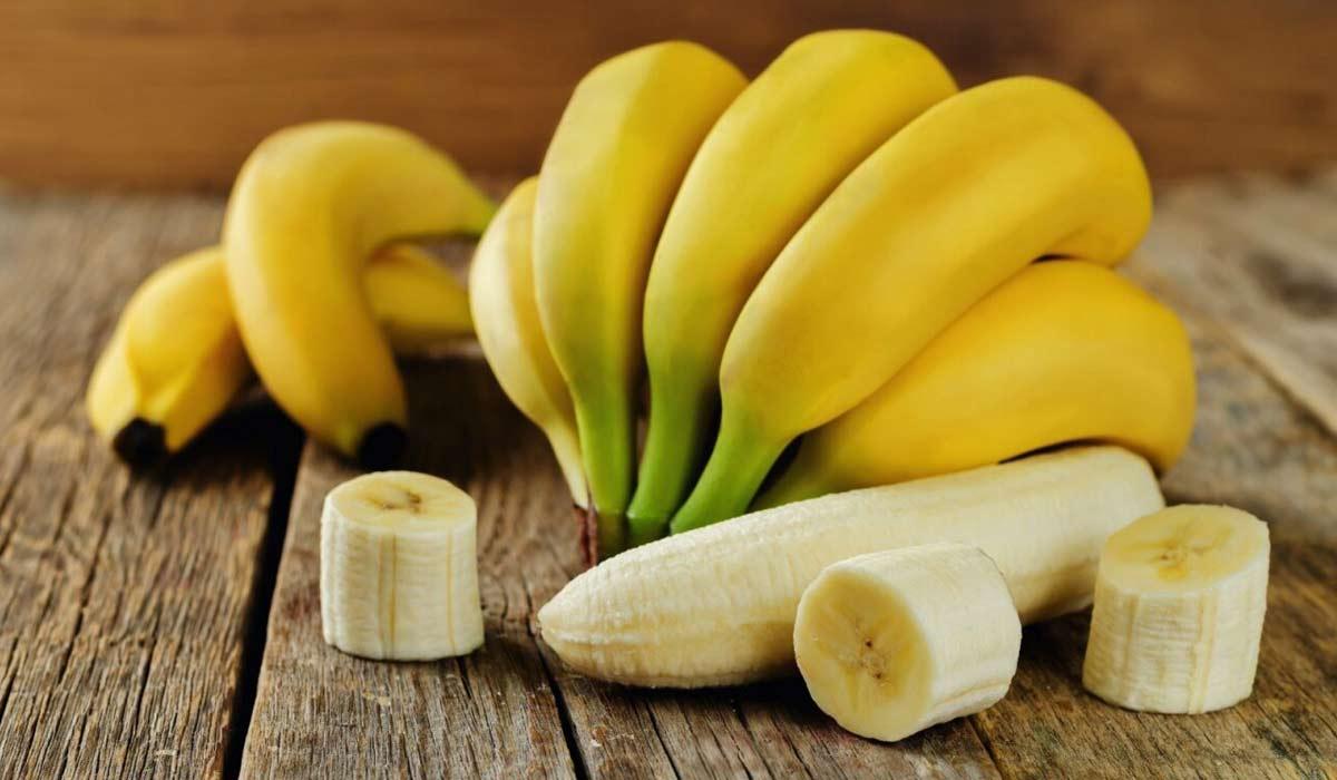فائدة الموز على الريق
