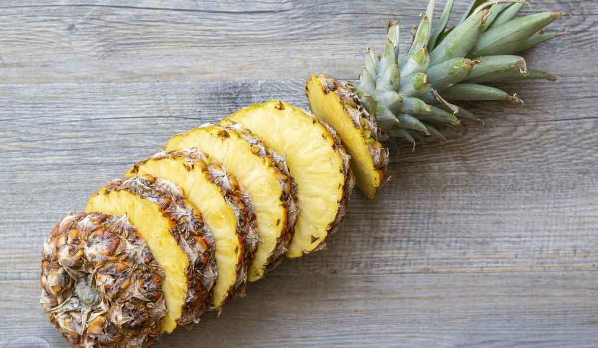 فوائد فاكهة الأناناس للتخسيس