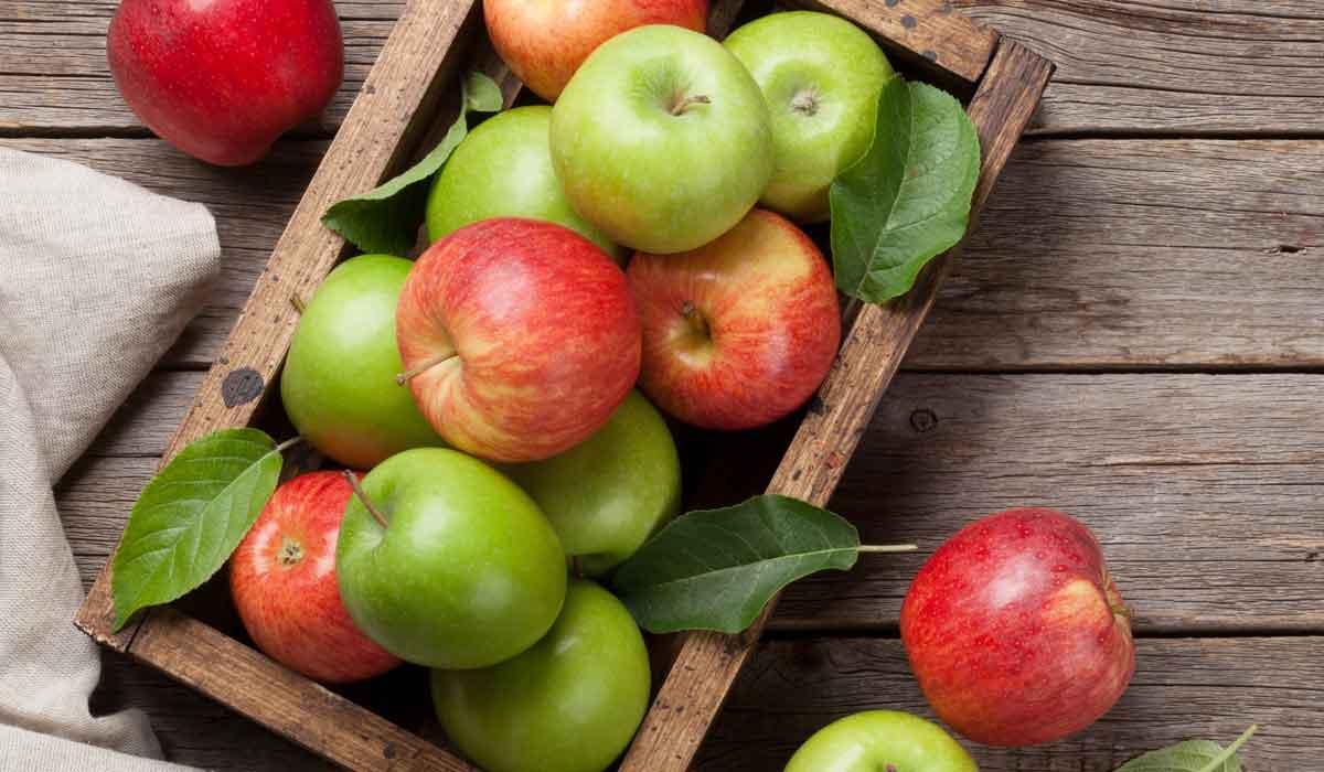فوائد فاكهة التفاح