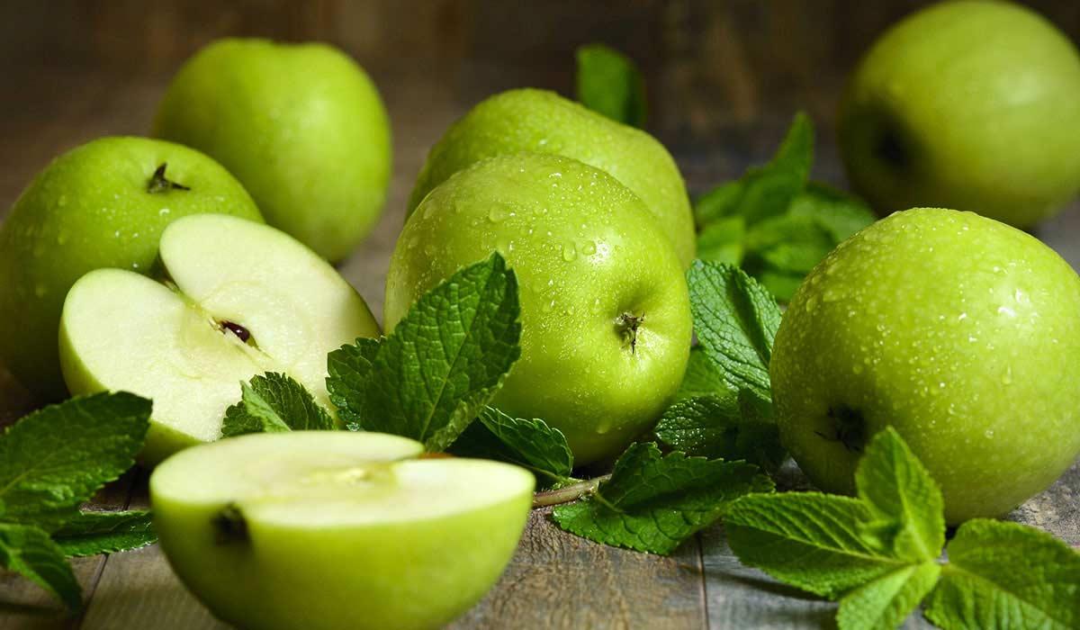 ما فوائد التفاح الأخضر