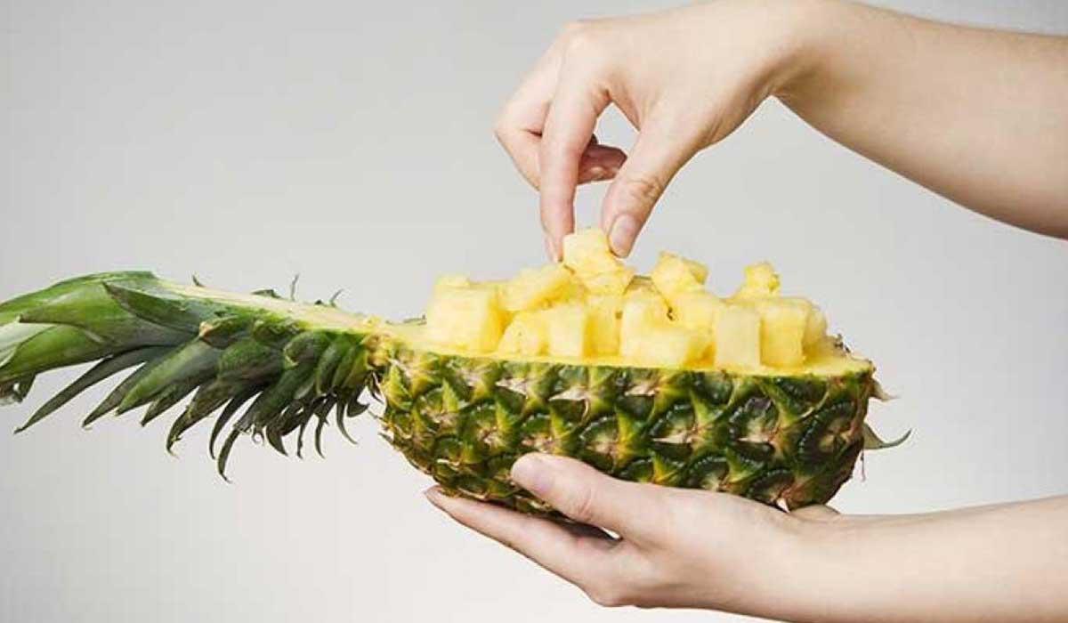 ما هي فوائد فاكهة الأناناس