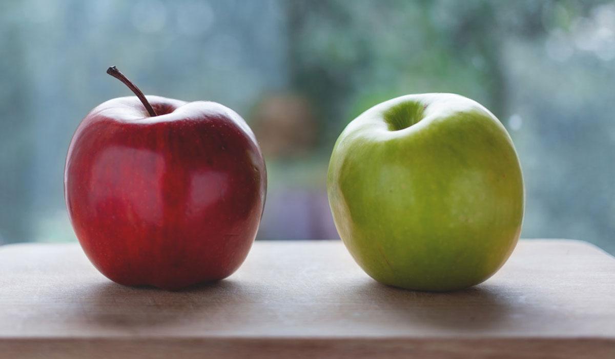 من فوائد التفاح