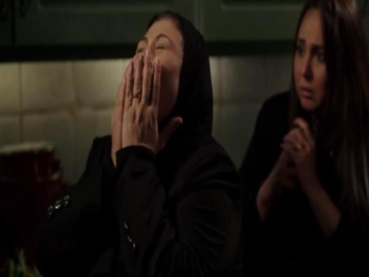 صورة أول تعليق من سلوى عتمان على مشهد انفعالها في مسلسل البرنس