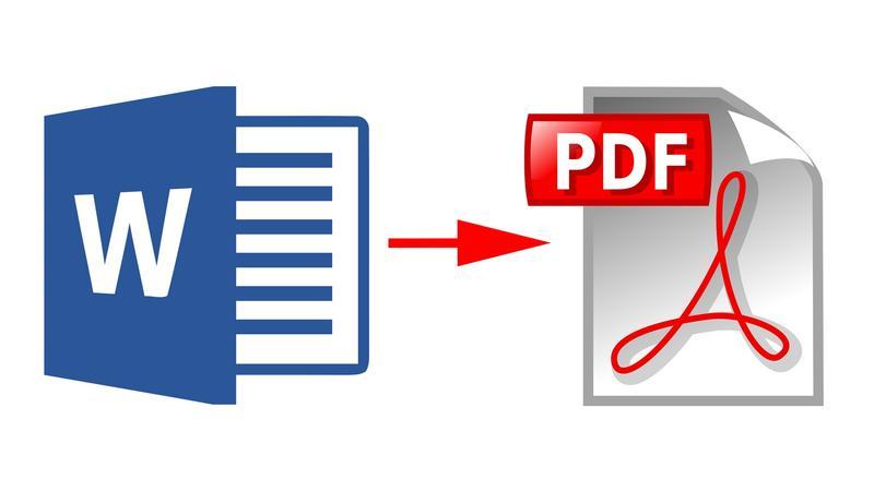 صورة تعرف على كيفية تحويل البحث من word إلى pdf