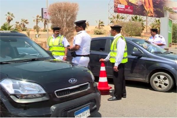 صورة تعرف على مواعيد عمل وحدات المرور بعد اسئناف العمل