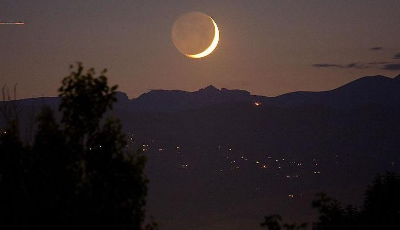 صورة مركز الفلك الدولي يكشف أول أيام عيد الفطر
