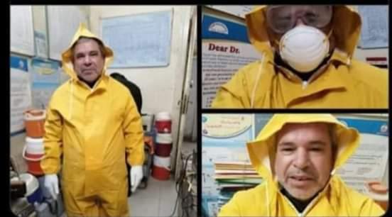 صورة التفاصيل الكاملة لوفاة مدير الطب الوقائي بمنيا القمح بفيروس كورونا