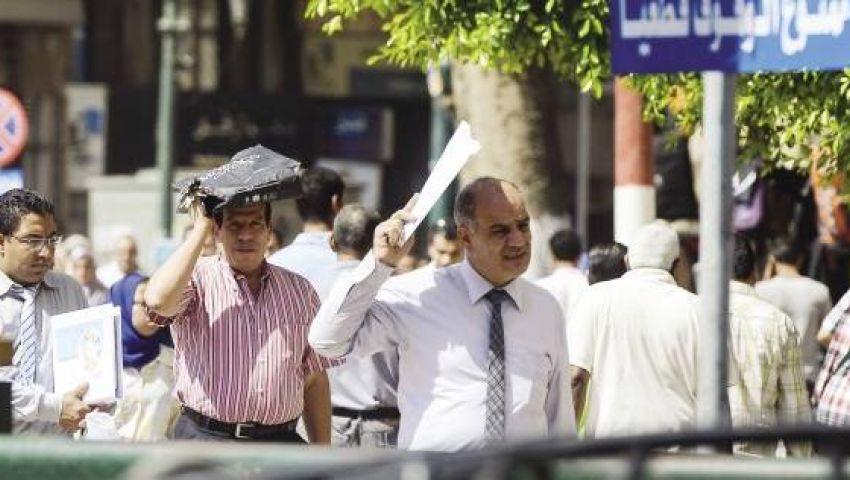 صورة الأرصاد تعلن موعد انكسار الموجة الحارة في مصر