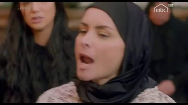 صورة أول تعليق من نور على مشهد ضربها لأحمد زاهر في البرنس