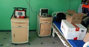 استمرار دعم مستشفى الصدر بالزقازيق والإبراهيمية والصالحية الجديدة بأجهزة ومستلزمات وقائية