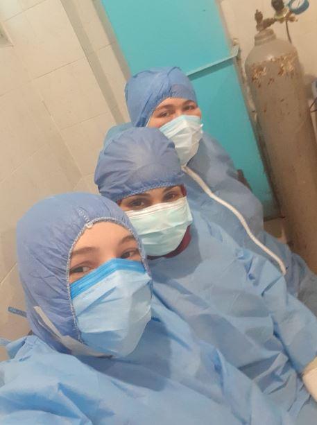 الحالة رقم 3.. سيدة مصابة بفيروس كورونا تضع مولودها بمستشفى عزل فاقوس