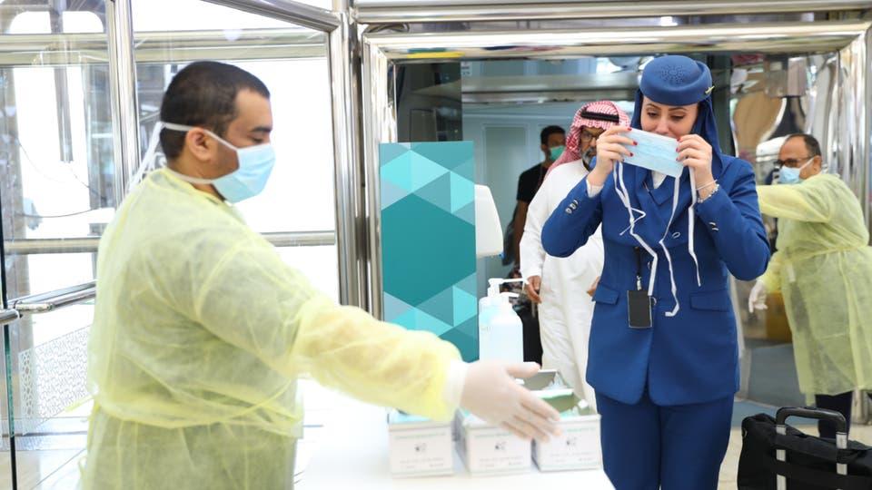 الصحة السعودية: تطبيق آلية جديدة على القادمين من خارج المملكة