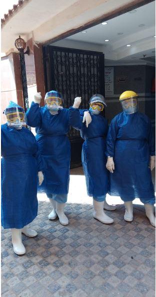 صورة الشرقية تسجل أول حالة تعافي من كورونا بعد استخدام بلازما المتعافين