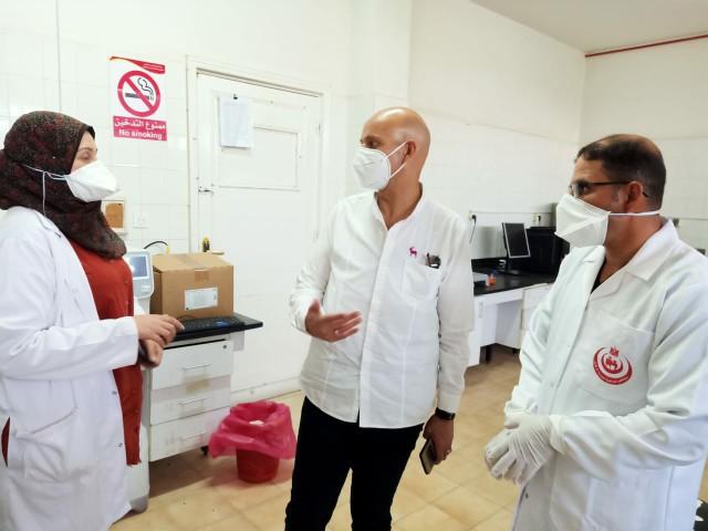 مفاجئة لوكيل وزارة الصحة بالشرقية في مستشفيات الصالحية الجديدة والقرين 8