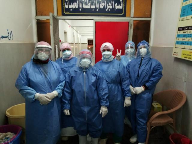 156 حالة شفاء جديدة اليوم من مستشفيات العزل بالشرقية والإجمالي 7001