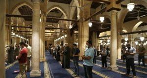 فتح المساجد في صلاة الجمعة