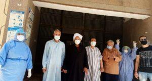 صحة الشرقية خروج 52 متعافي من مستشفيات العزل ليصل الإجمالي إلى 1082 حالة