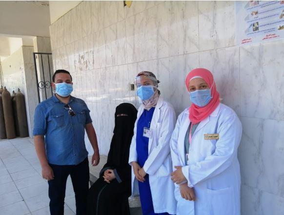الشرقية خروج 52 متعافي من مستشفيات العزل ليصل الإجمالي إلى 1082 حالة 2