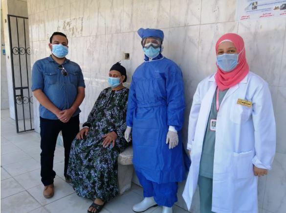 الشرقية خروج 52 متعافي من مستشفيات العزل ليصل الإجمالي إلى 1082 حالة 3