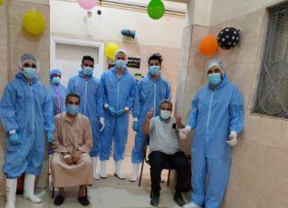 الشرقية خروج 52 متعافي من مستشفيات العزل ليصل الإجمالي إلى 1082 حالة 5