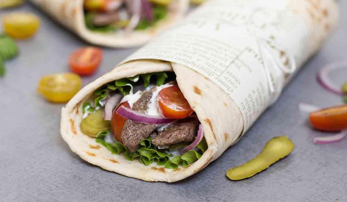 طريقة عمل الشاورما باللحم السورية