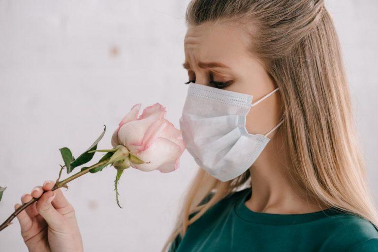 يكتشفون سبب فقدان حاسة الشم عند الإصابة بفيروس كورونا