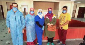 ليصل الإجمالي إلى 159.. تعافي وخروج 23 حالة كورونا من مستشفيات العزل في الشرقية