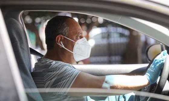 هل عقوبة عدم ارتداء الكمامة مطبقة على قائدي السيارات الخاصة ؟ الداخلية توضح