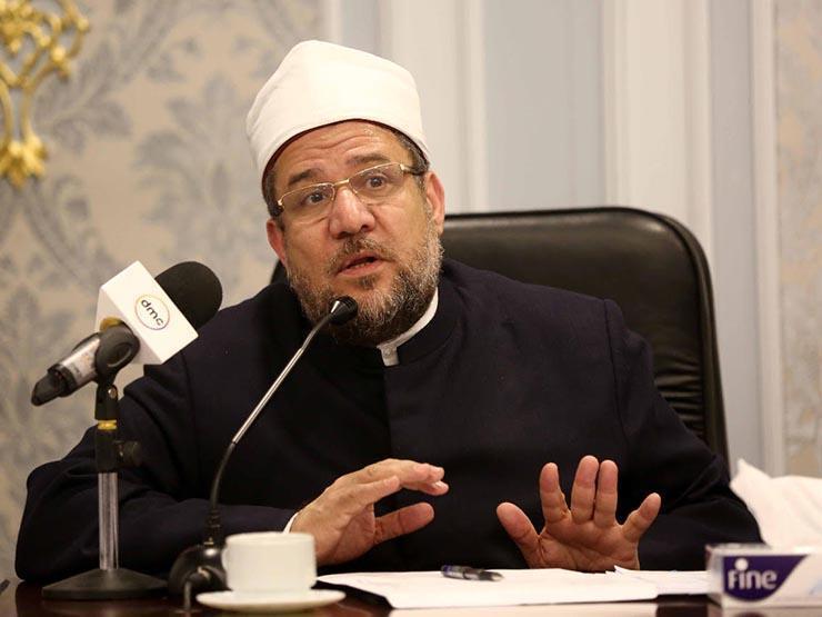 صورة وزير الأوقاف يكشف موعد رفع تعليق صلاة الجمعة