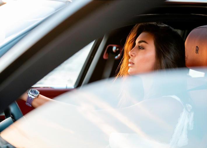 صورة سعر ساعة ياسمين صبري في أحدث صورة لها
