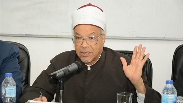 صورة وفاة الدكتور محمد عبد الفضيل القوصي وزير الأوقاف الأسبق
