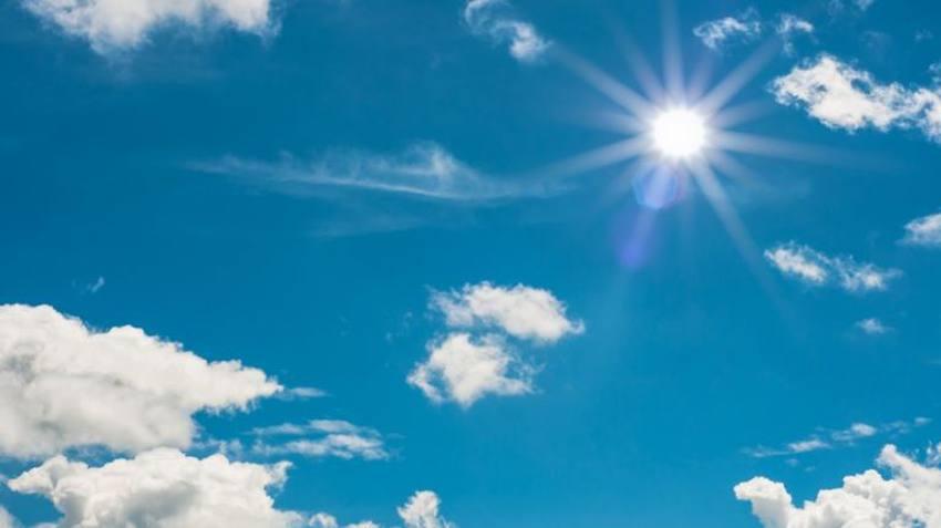 صورة تغيير كبير في درجات الحرارة وحالة الطقس الإثنين 22 يوينو