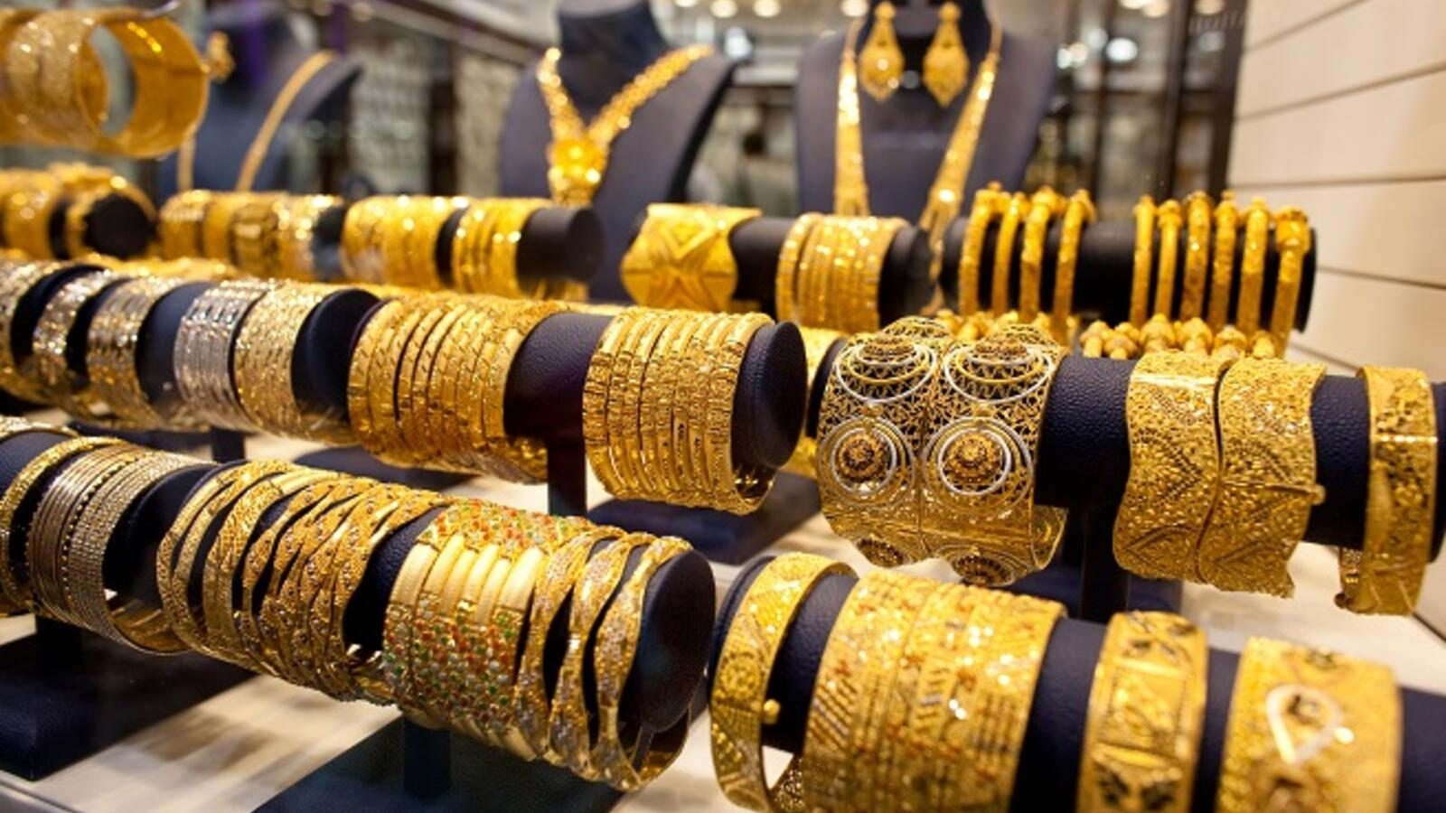 أسعار الذهب