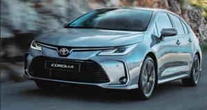 أسعار ومواصفات سيارات تويوتا كورولا 2021