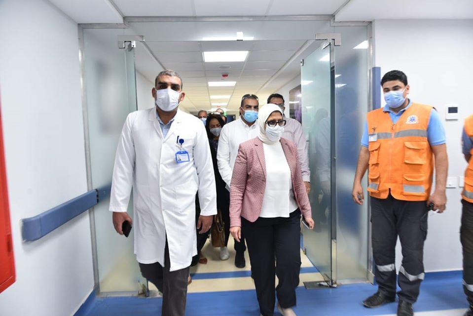 كورونا اليوم في مصر عدد الإصابات تتجه للصفر