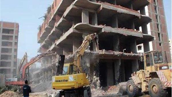 التصالح في مخالفات البناء مع الدولة