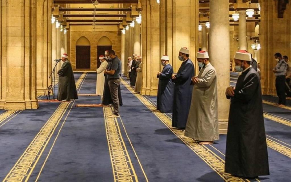 صورة يلقي خطبة الجمعة للمرة الأولى في حياته .. خطيب الجامع الأزهر غدًا