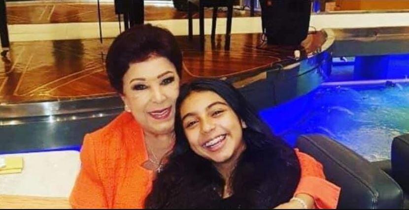 صورة بعد رحيلها.. حفيدة رجاء الجداوي توجه لها رسالة مؤثرة