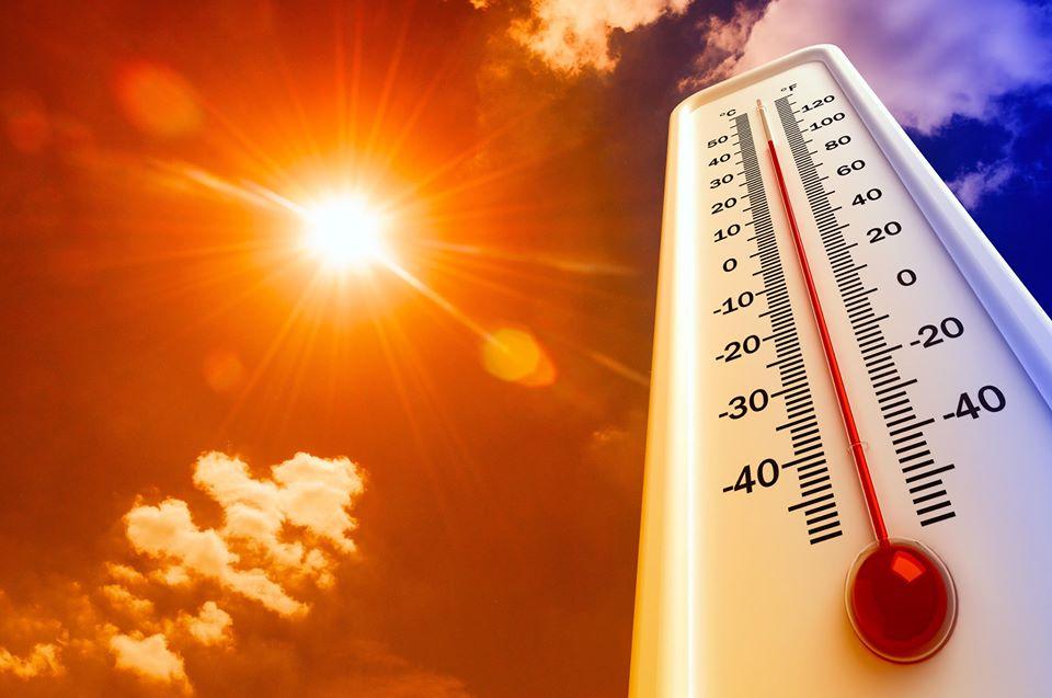 درجات الحرارة غدا الجمعة 10 يوليو.. تفاصيل حالة الطقس من هيئة الأرصاد الجوية