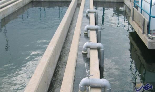 صورة ضبط 26 وصلة مياه شرب مخالفة بالشرقية