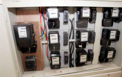 نقل ملكية عداد الكهرباء