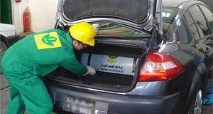 عدم ترخيص سيارات الوقود قبل تحويلها لغاز