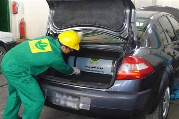 صورة موعد تطبيق قرار عدم ترخيص سيارات الوقود قبل تحويلها لغاز