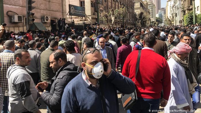 صورة ضحايا كورونا في مصر اليوم الثلاثاء 14 يوليو 2020