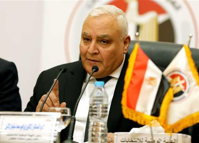 إبراهيم رئيس الهيئة الوطنية للانتخابات