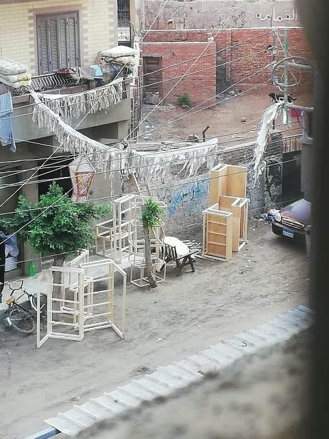 صورة محافظ الشرقية يغلق ورشتي نجارة بعد شكوى على واتس آب