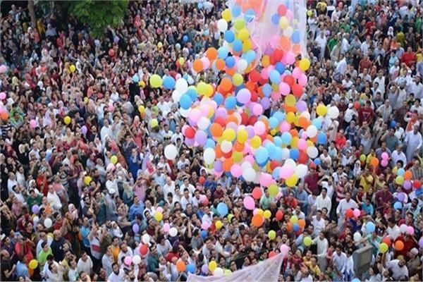 صلاة عيد الأضحى 2020 في الشرقية