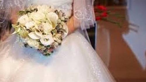صورة وفاة عروسة أثناء حفل زفافها لسبب لا يخطر على بال أحد