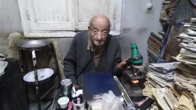 صورة وصية الدكتور محمد مشالي طبيب الغلابة قبل وفاته