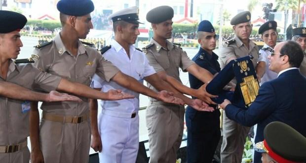 صورة الأكاديميات المؤهلة للكليات العسكرية في المحافظات